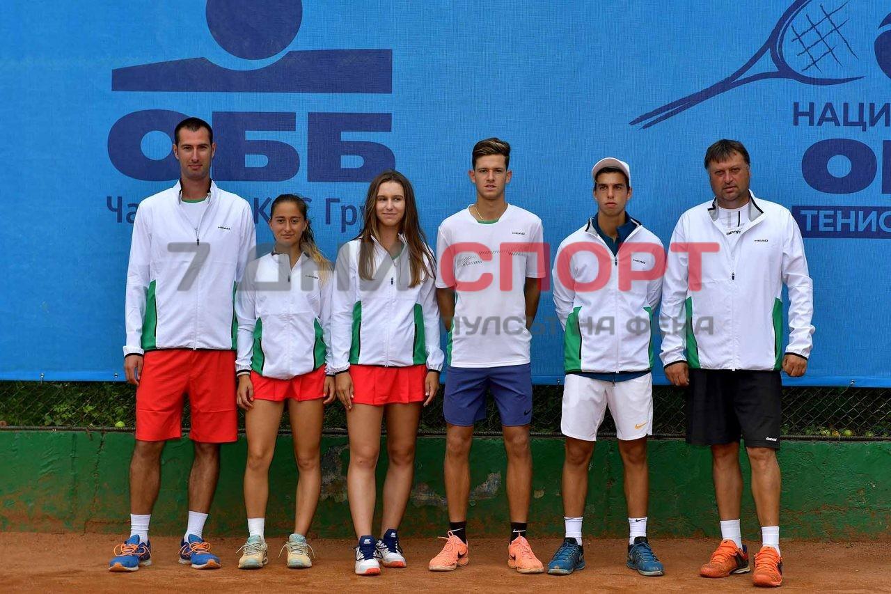 Национален отбор по тенис до 18 год. (27)