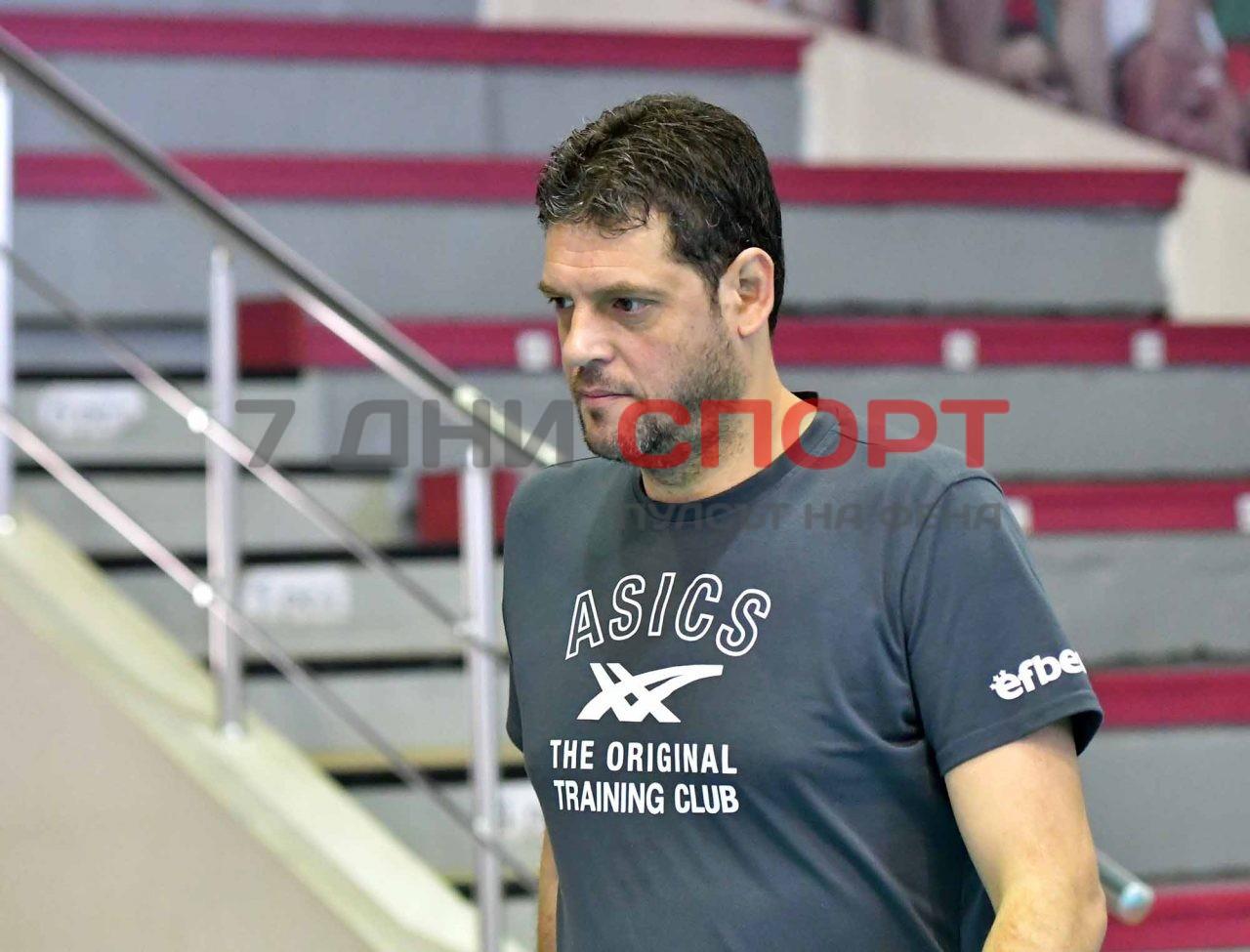 Национали Волейбол мъже Тренировка Пламен Константинож(6)