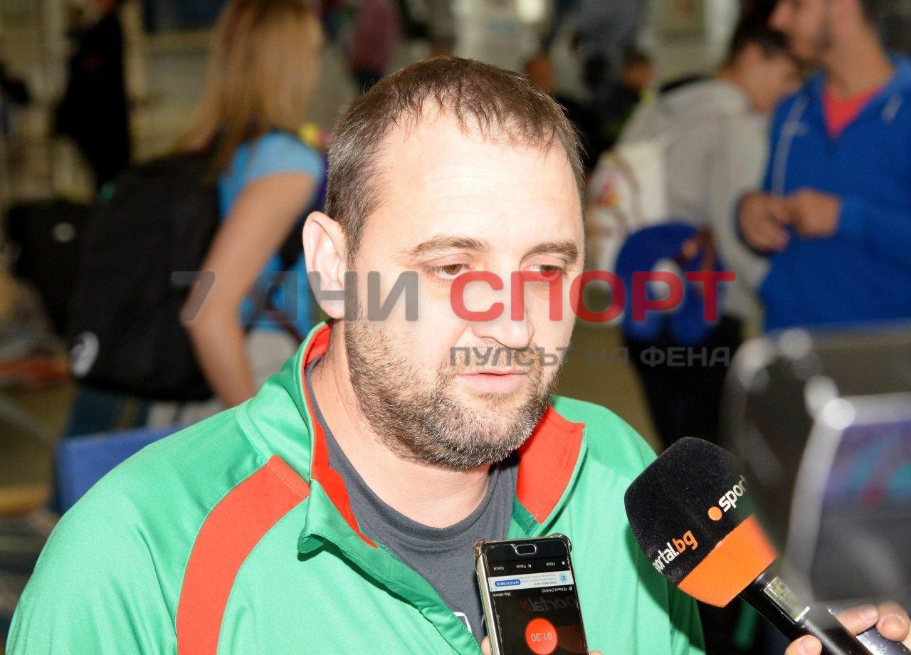 Прибиране на национален отбор волейбол жени летище (17)