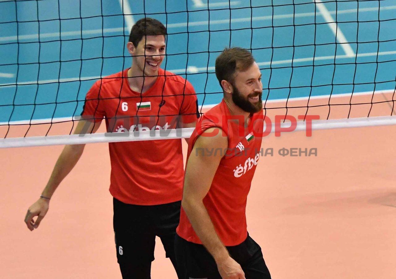 Тренировка национали волейбол (8)