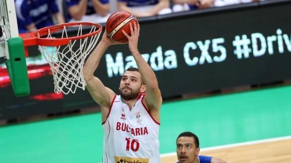 баскетбол - Павел Маринов - Берое