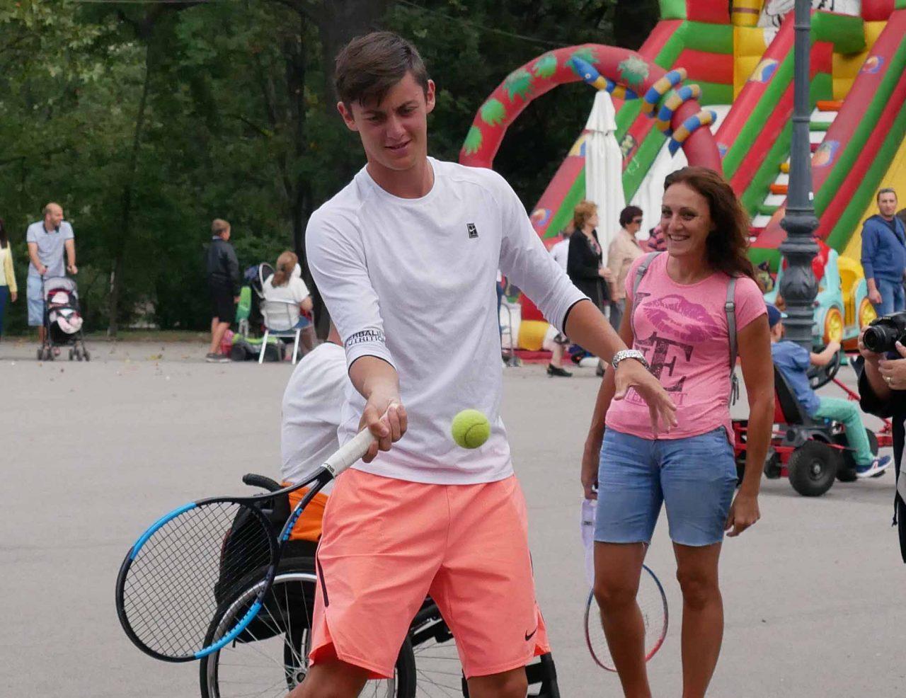 Александър Лазаров с открит урок в Борисовата градина (4)