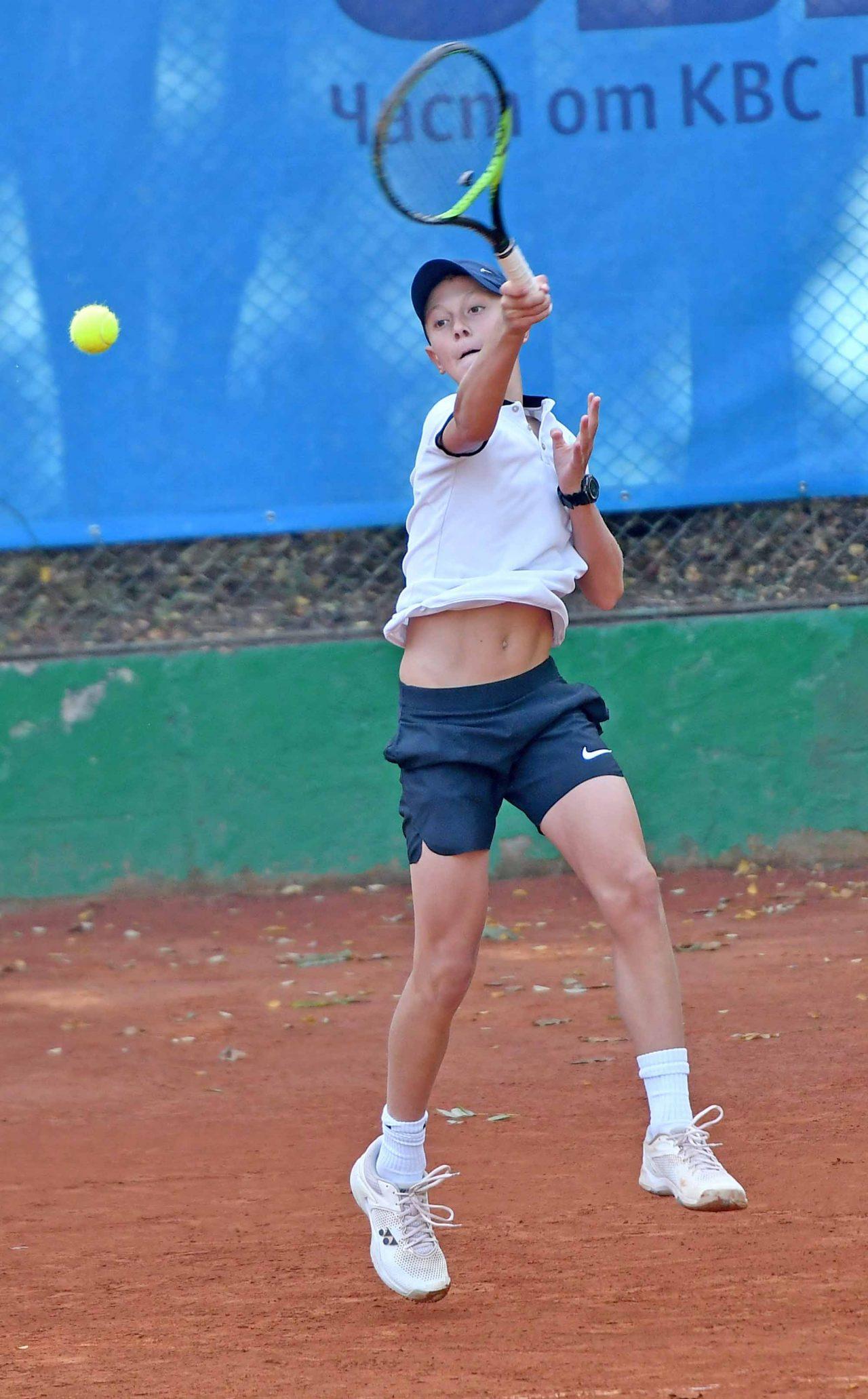 Тенис Мастърс до 12 години (1)