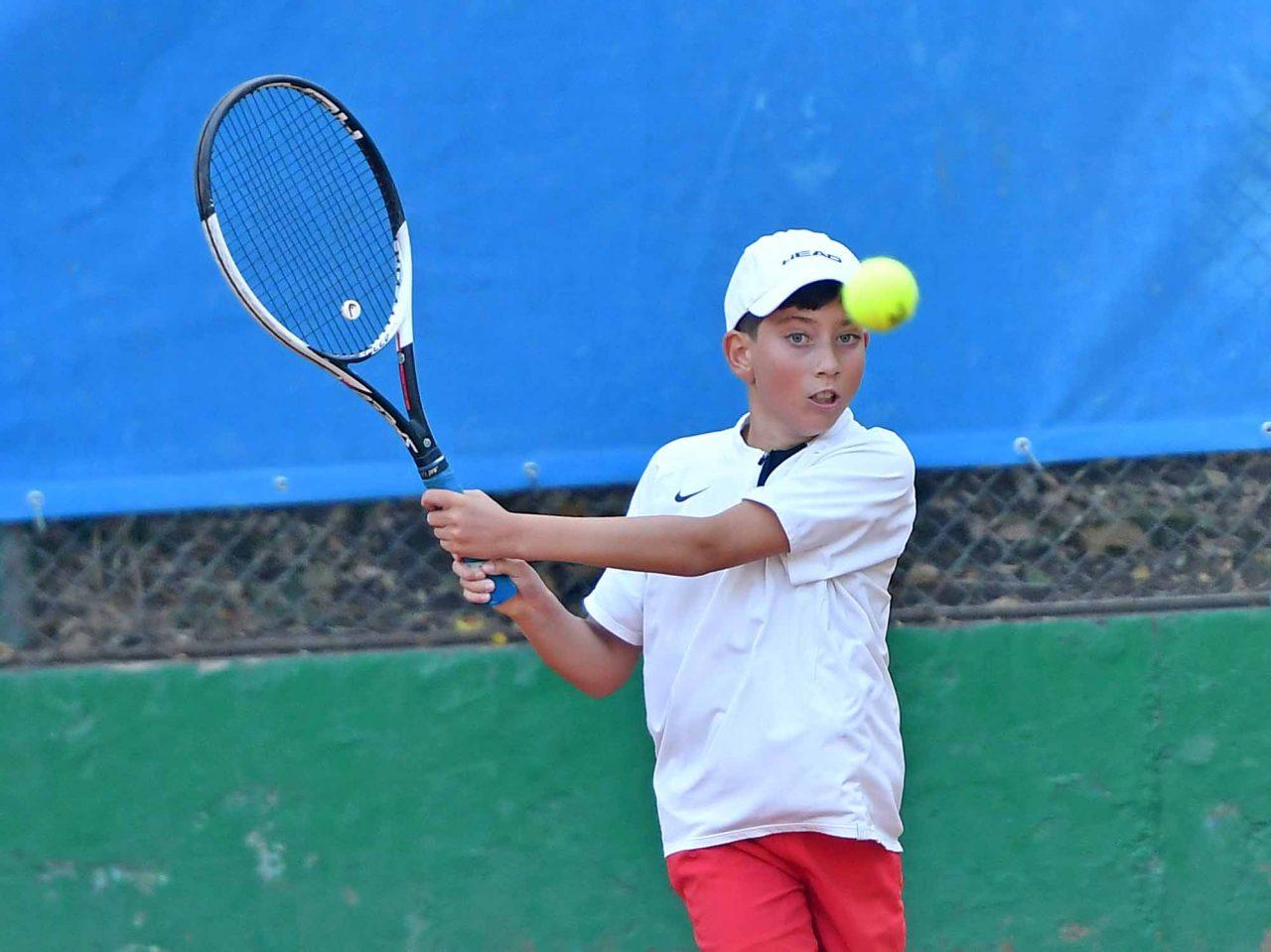 Тенис Мастърс до 12 години (11)