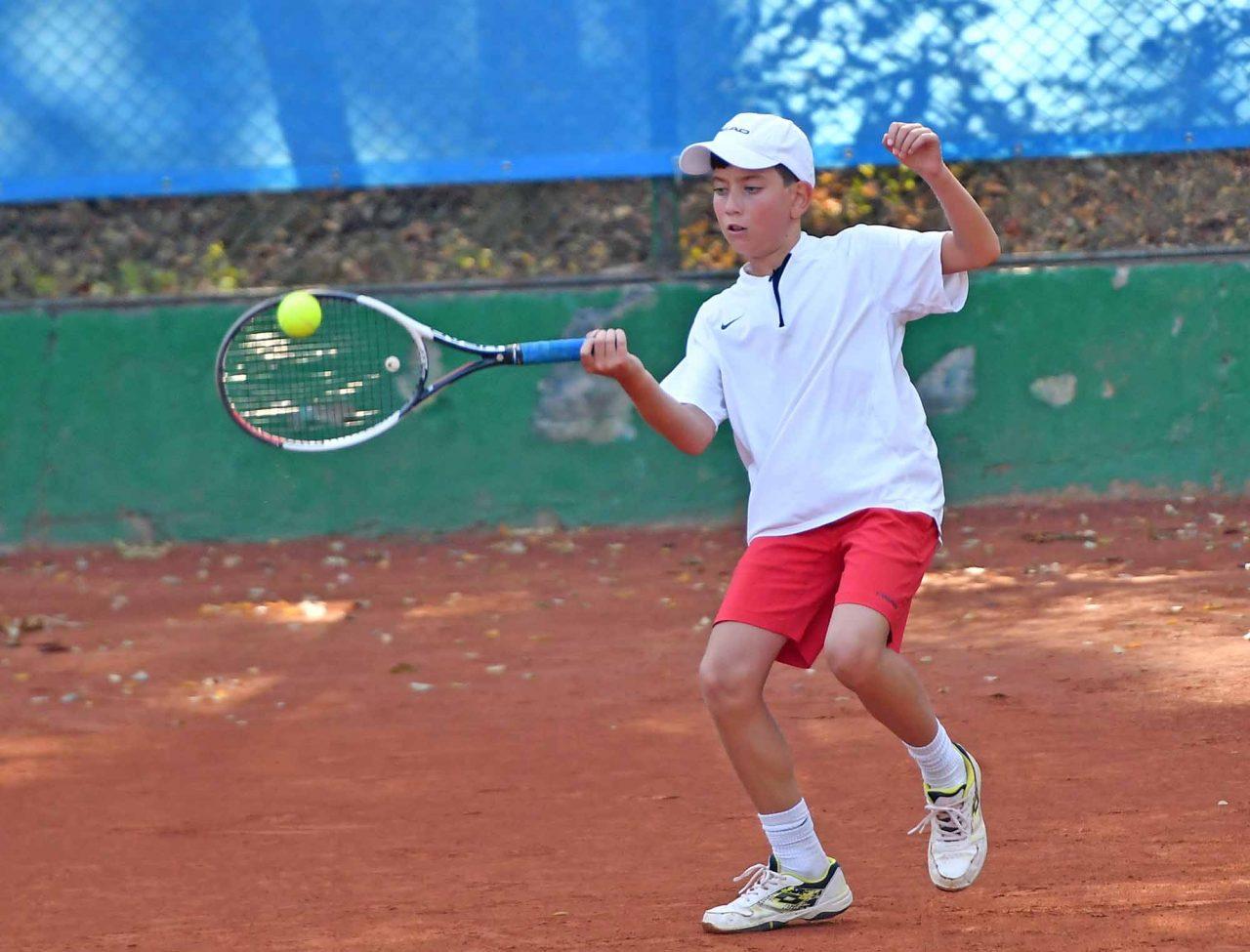 Тенис Мастърс до 12 години (12)