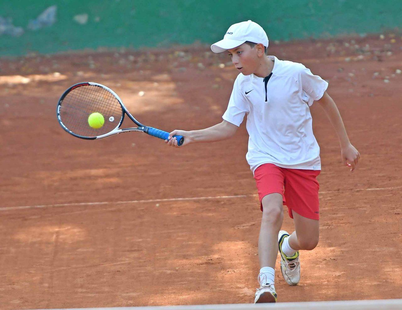 Тенис Мастърс до 12 години (14)