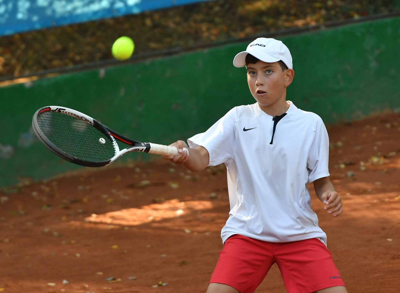 Тенис Мастърс до 12 години (16)