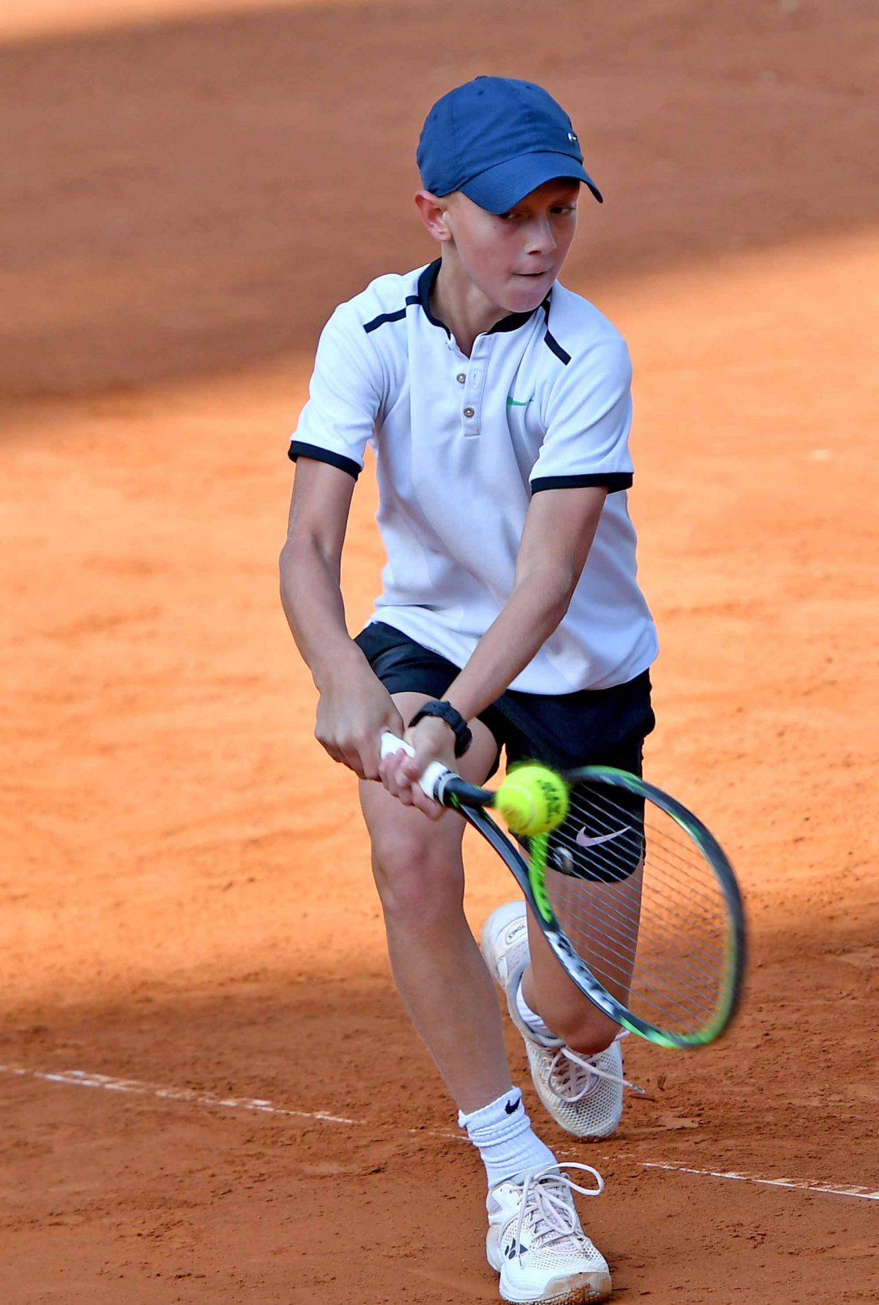 Тенис Мастърс до 12 години (18)