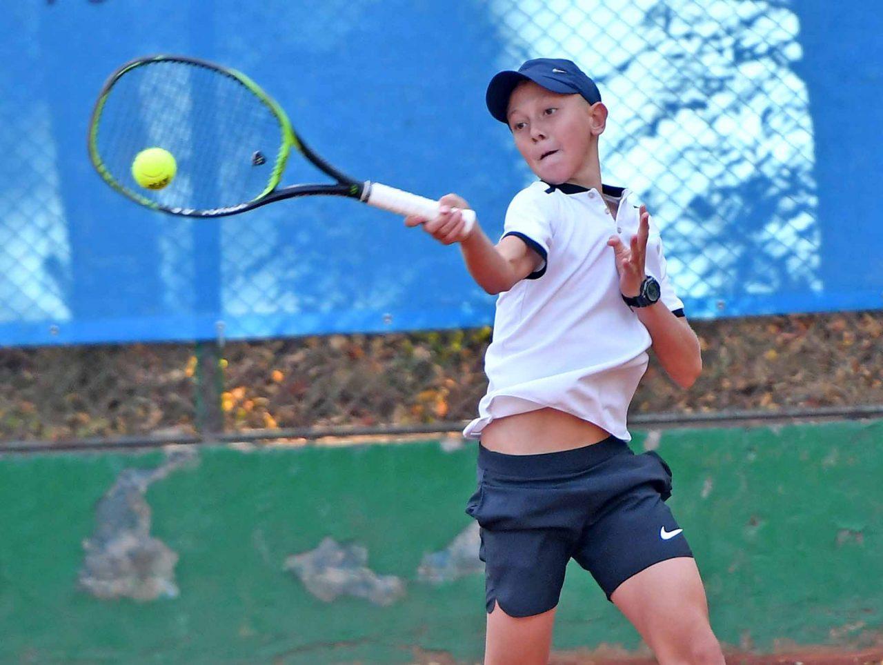Тенис Мастърс до 12 години (2)
