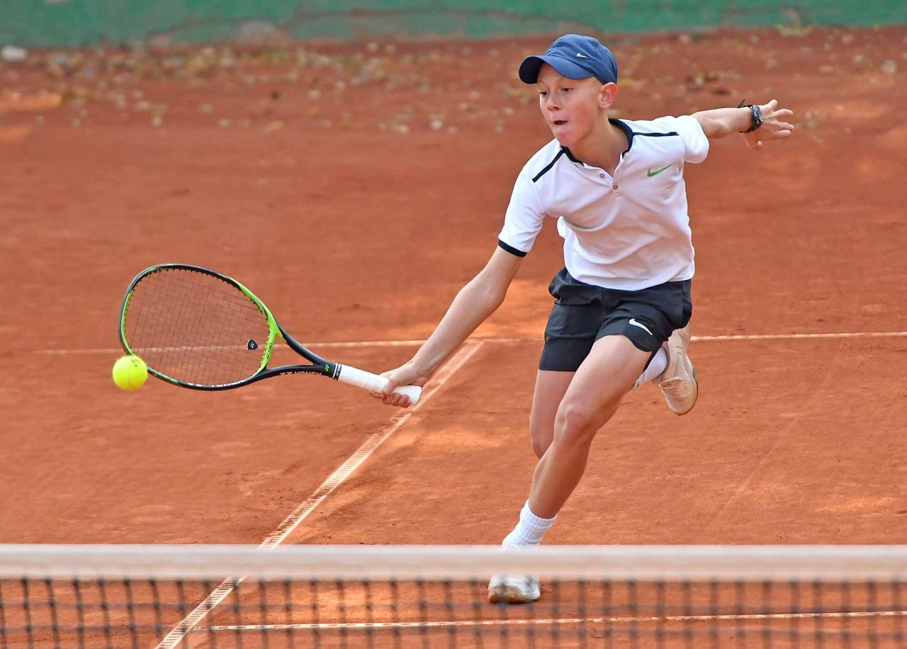 Тенис Мастърс до 12 години (5)