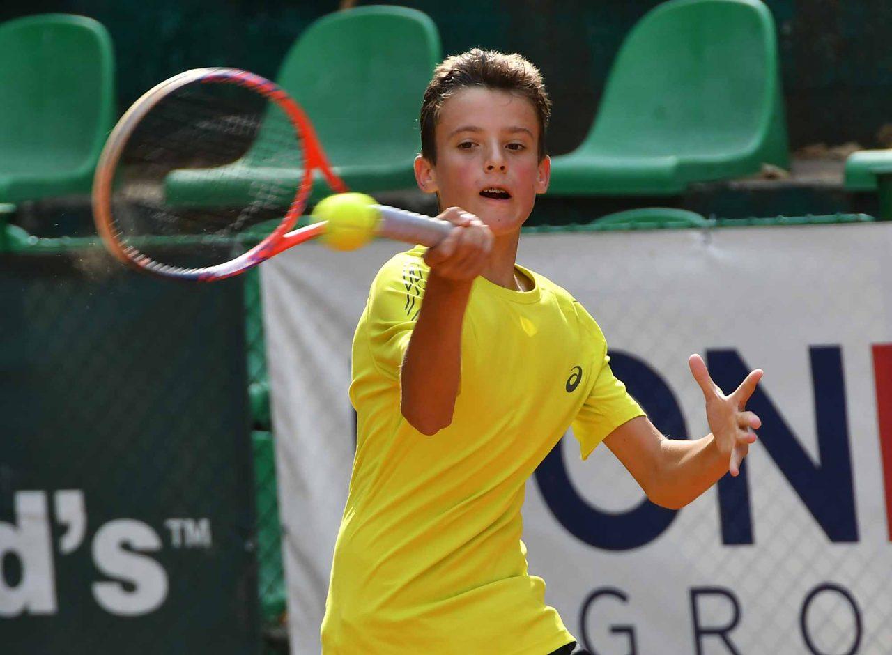 Тенис Мастърс до 12 години (50)