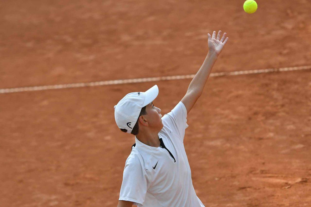 Тенис Мастърс до 12 години (6)
