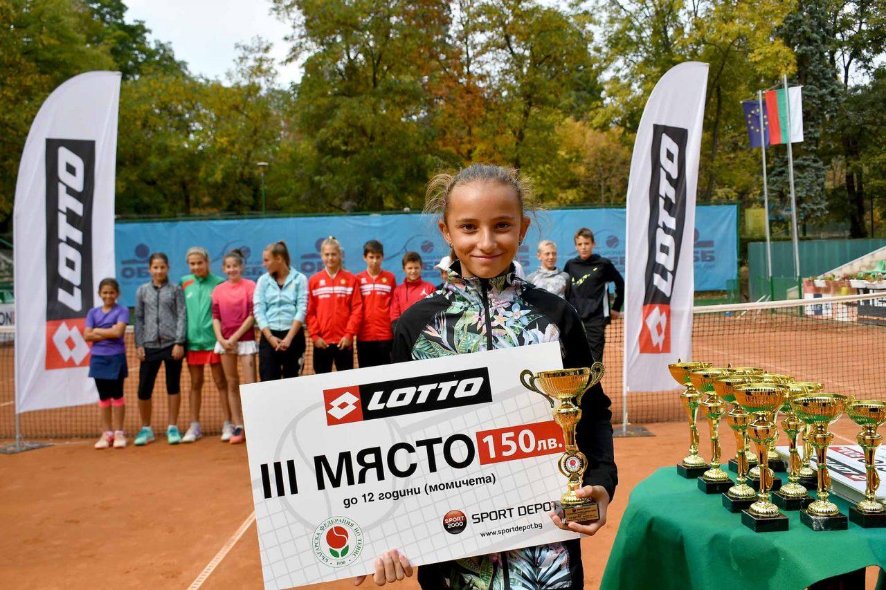 Тенис Мастърс до 12 години (60)
