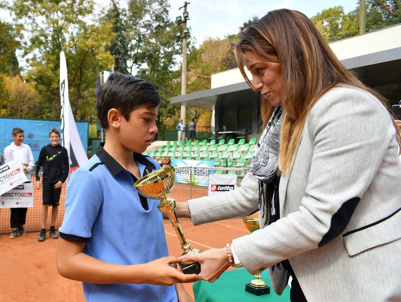 Тенис Мастърс до 12 години (70)