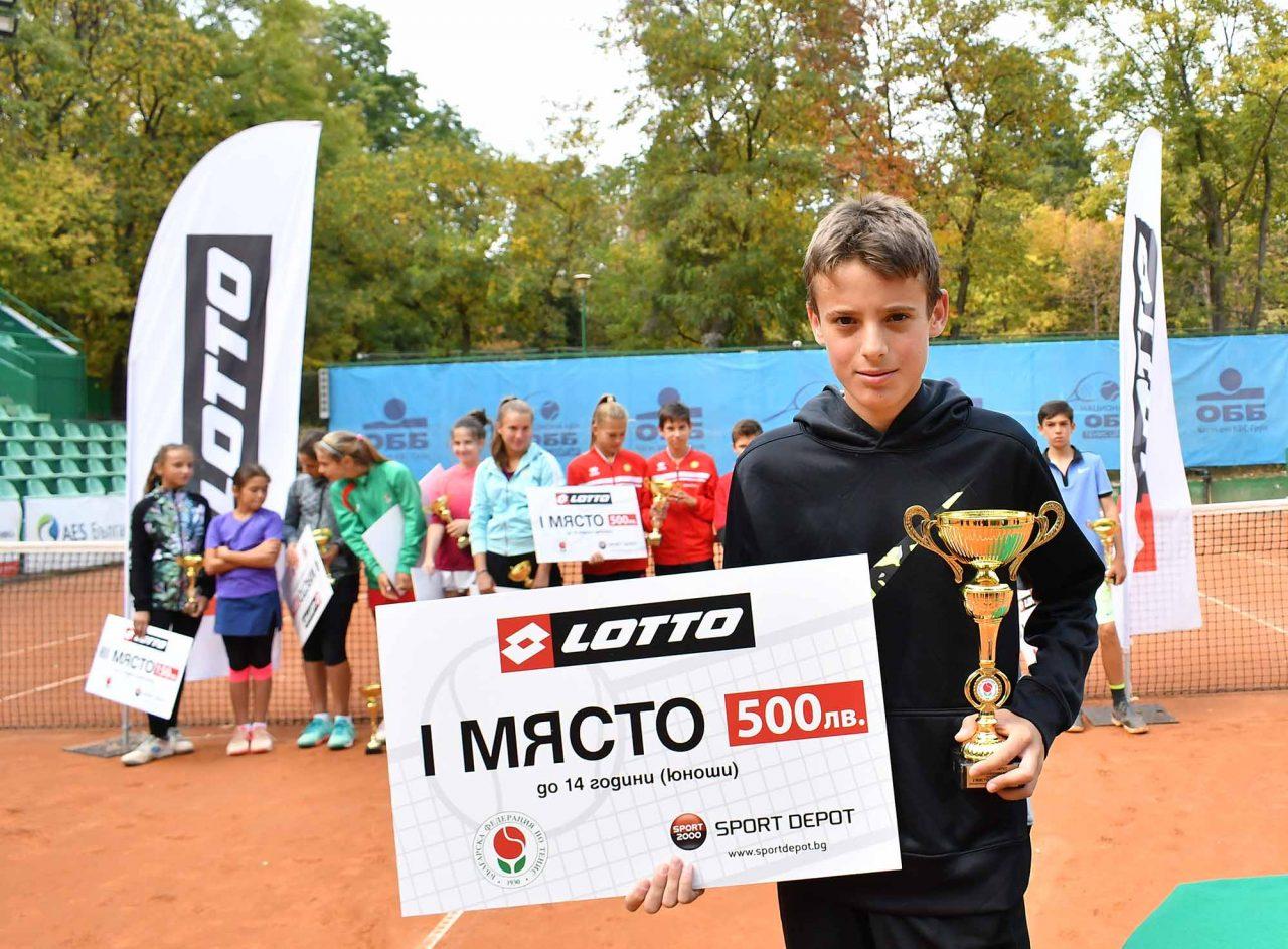 Тенис Мастърс до 12 години (73)