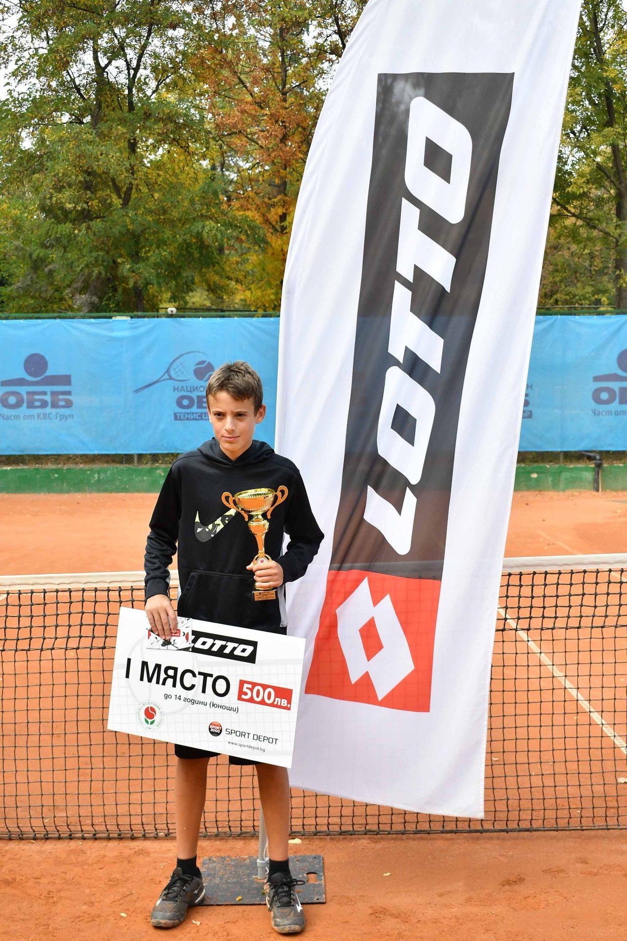 Тенис Мастърс до 12 години (76)