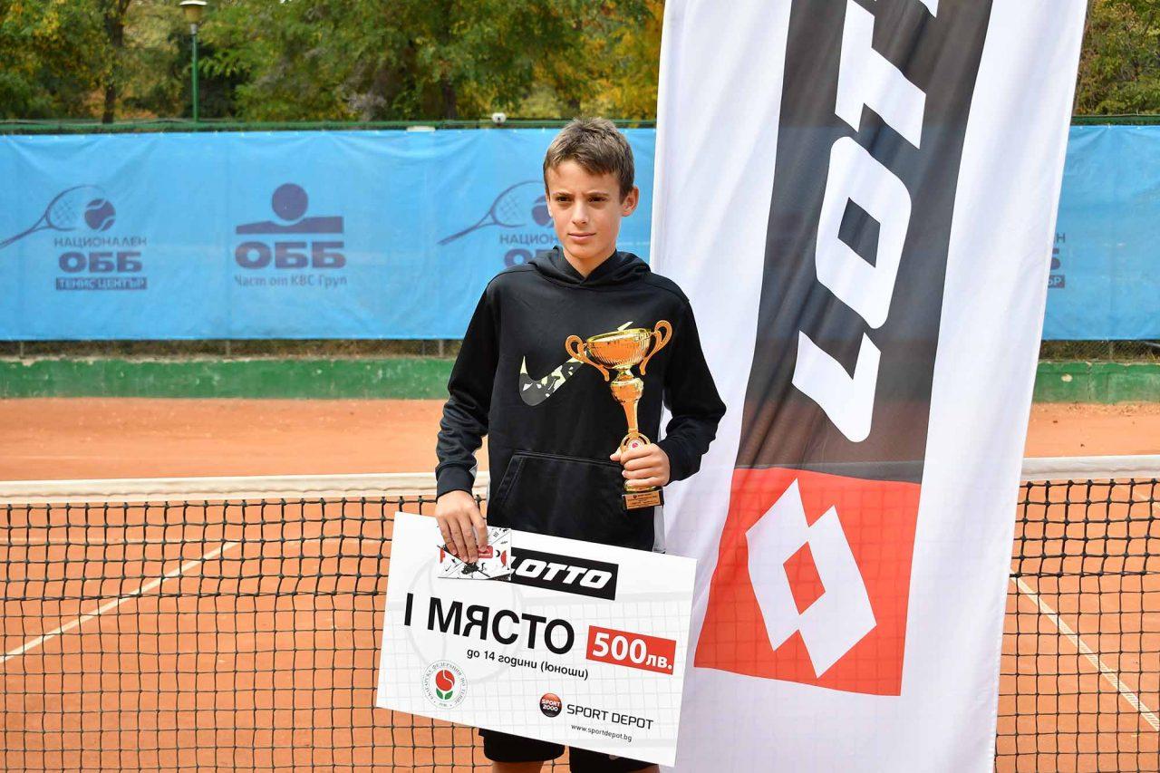 Тенис Мастърс до 12 години (77)