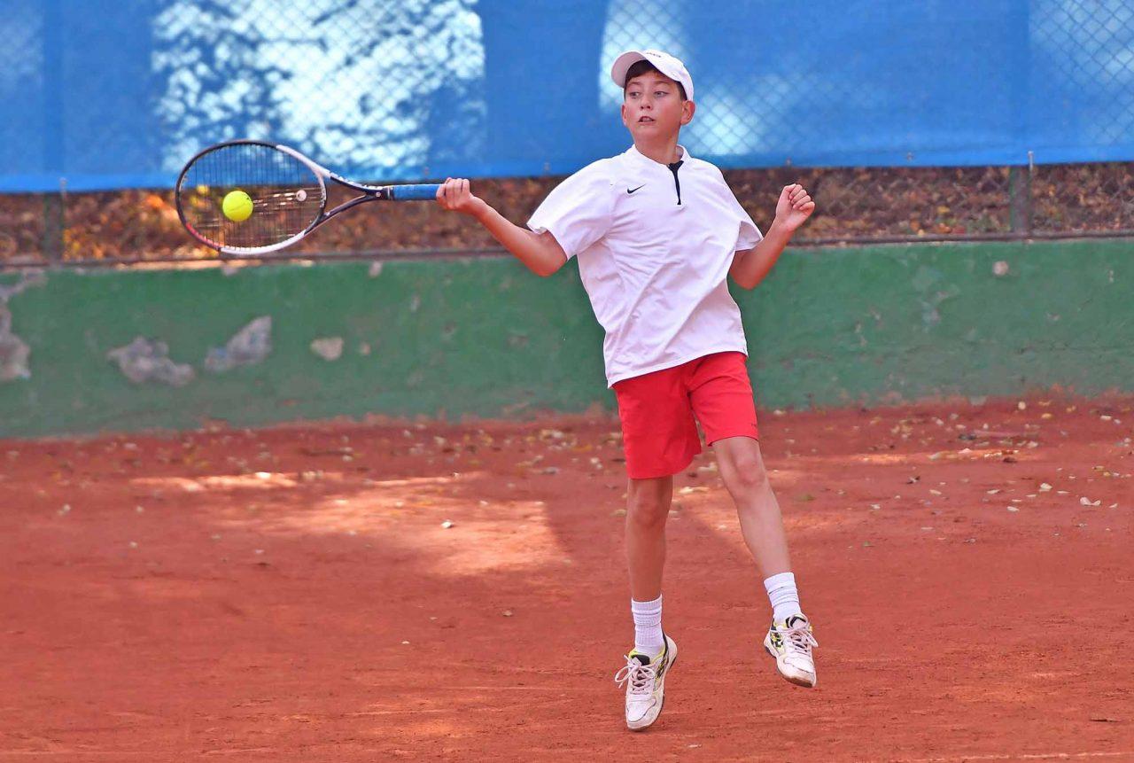 Тенис Мастърс до 12 години (8)