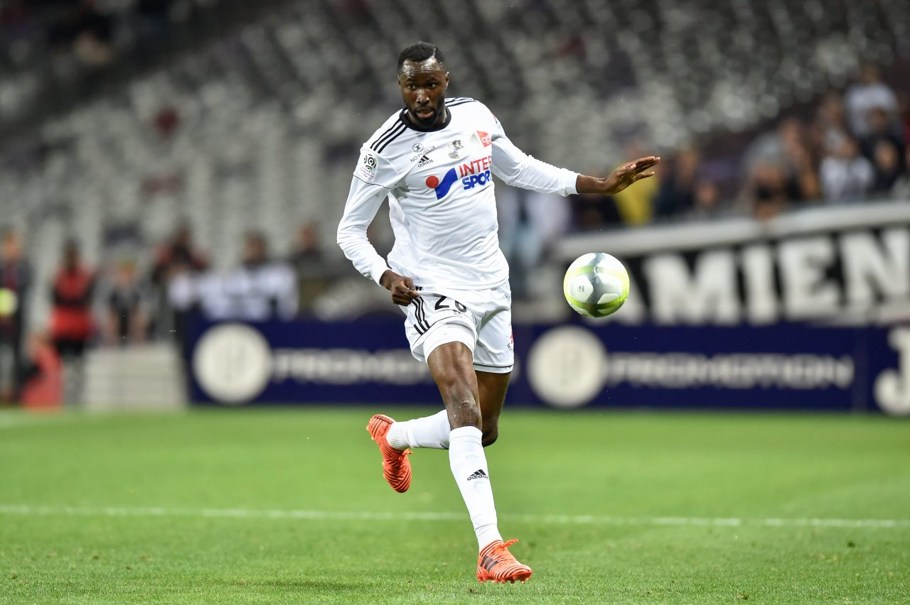 FOOTBALL : Toulouse vs Amiens - 9eme Journee de L1 - Toulouse - 14/10/2017