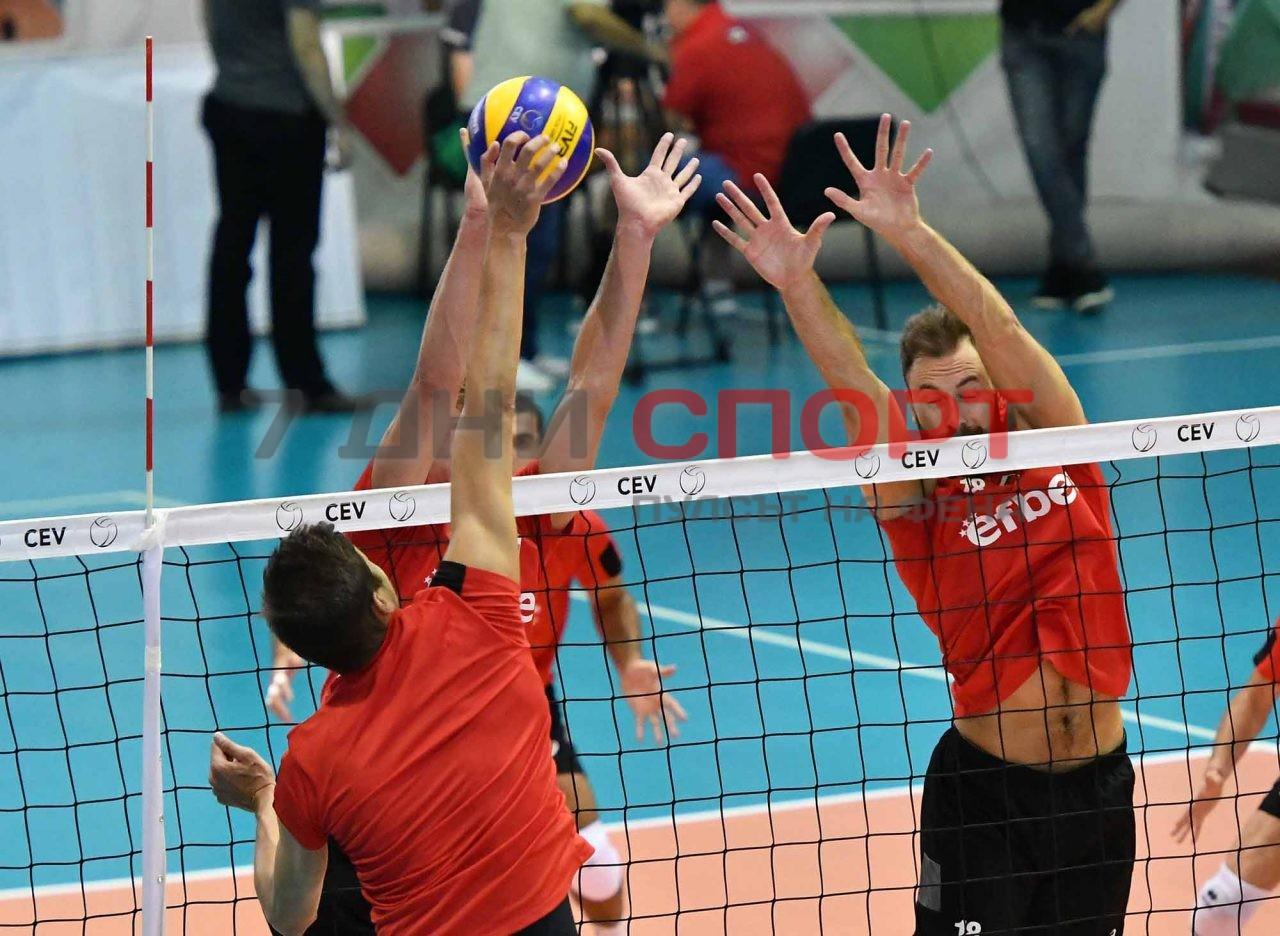Тренировка национали волейбол (18)