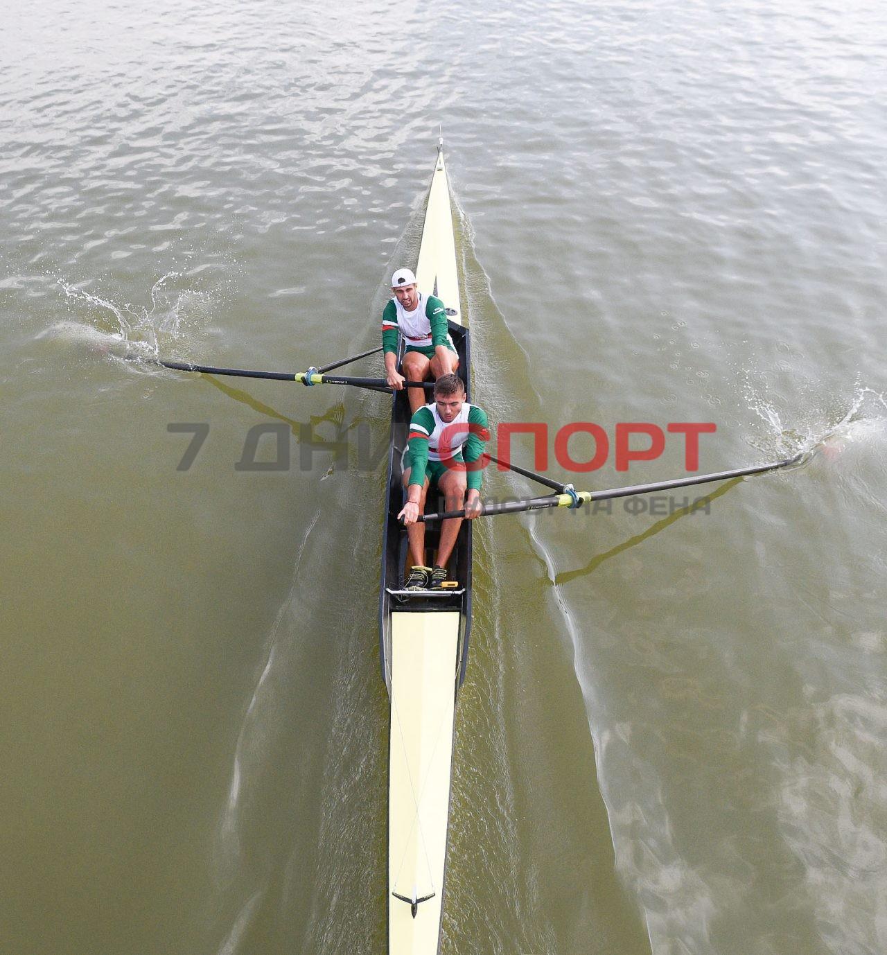 Рагел Кацаров и Станимир Халаджов