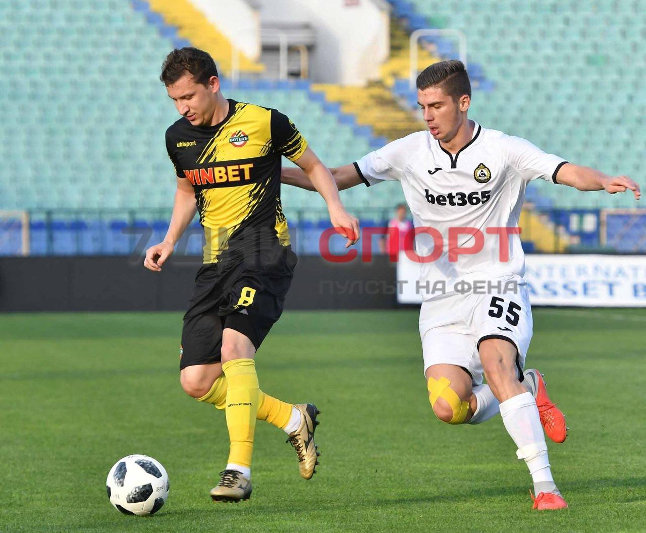 Славия Ботев Пловдив (21)