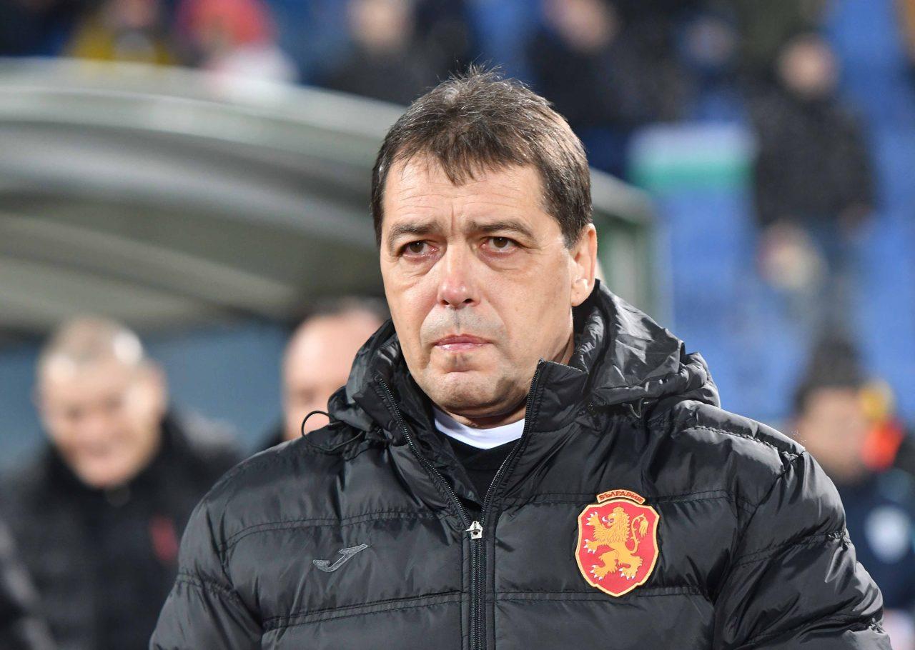 Петър Хубчев България Словения Лига на Нацийте 7