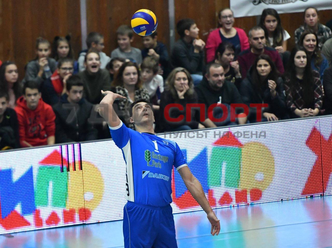 Владимир Николов Цска Левски волейбол мъже 31