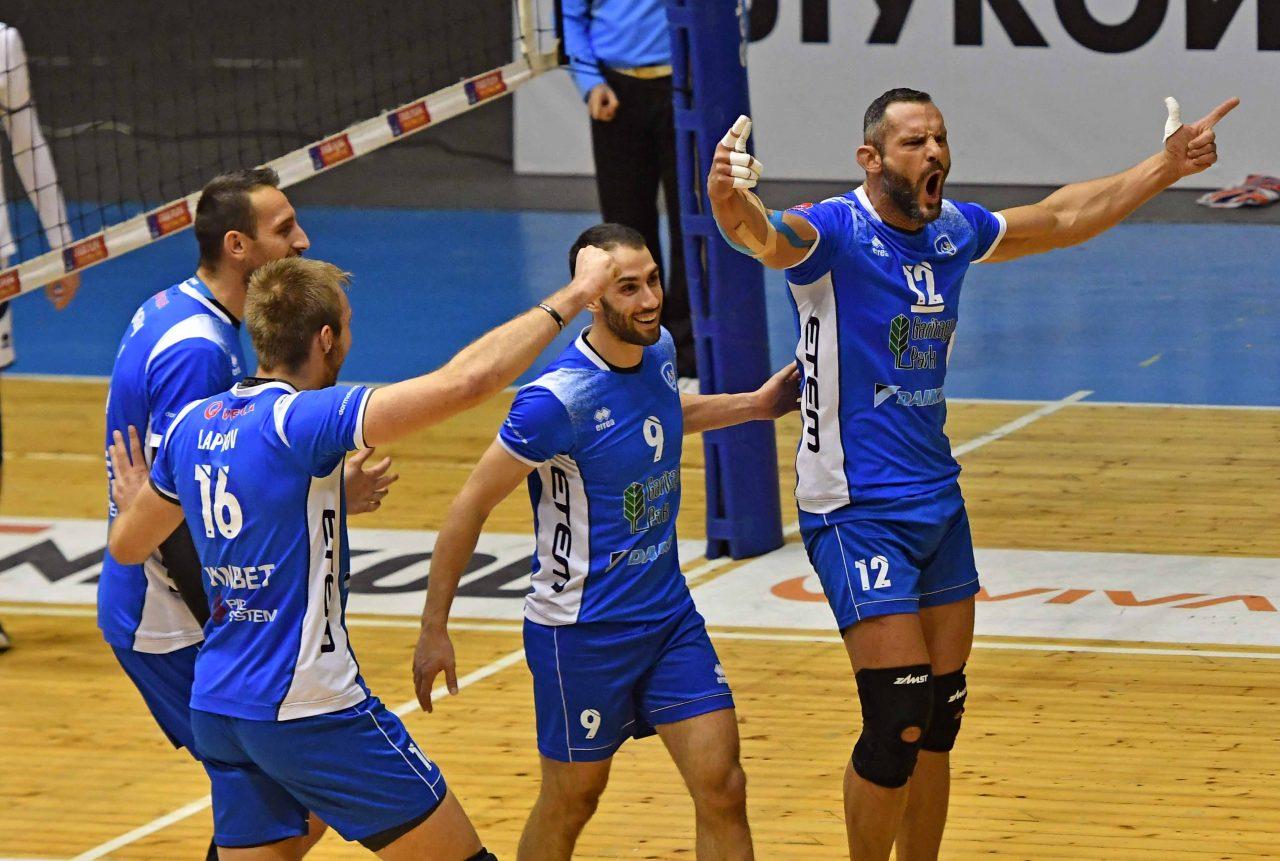 Левски Марек волейбол мъже 12