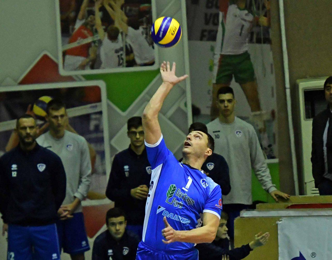 Левски Пирин волейбол мъже 12