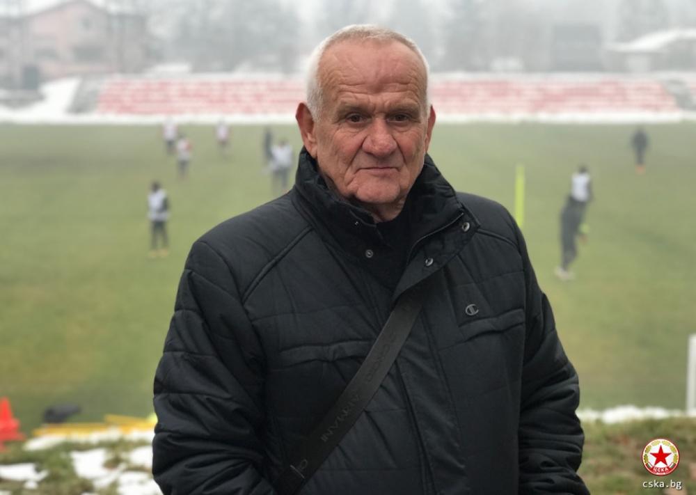 Люпко Петрович, ЦСКА