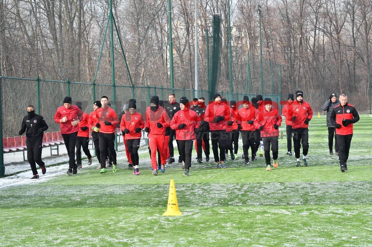 Локомотив София тренировка 6