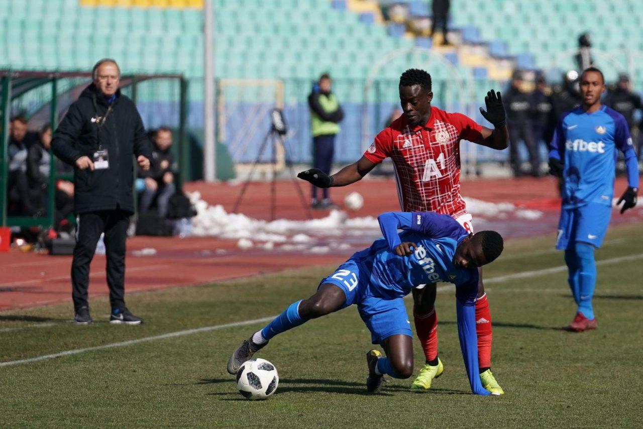 Левски - ЦСКА първо (11) джеси тиам