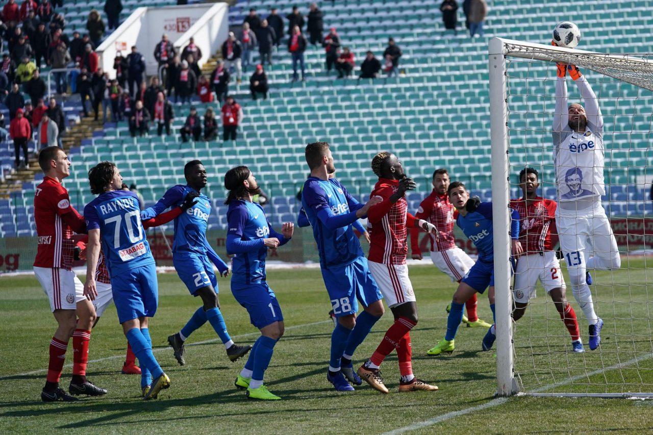 Левски - ЦСКА първо (3)