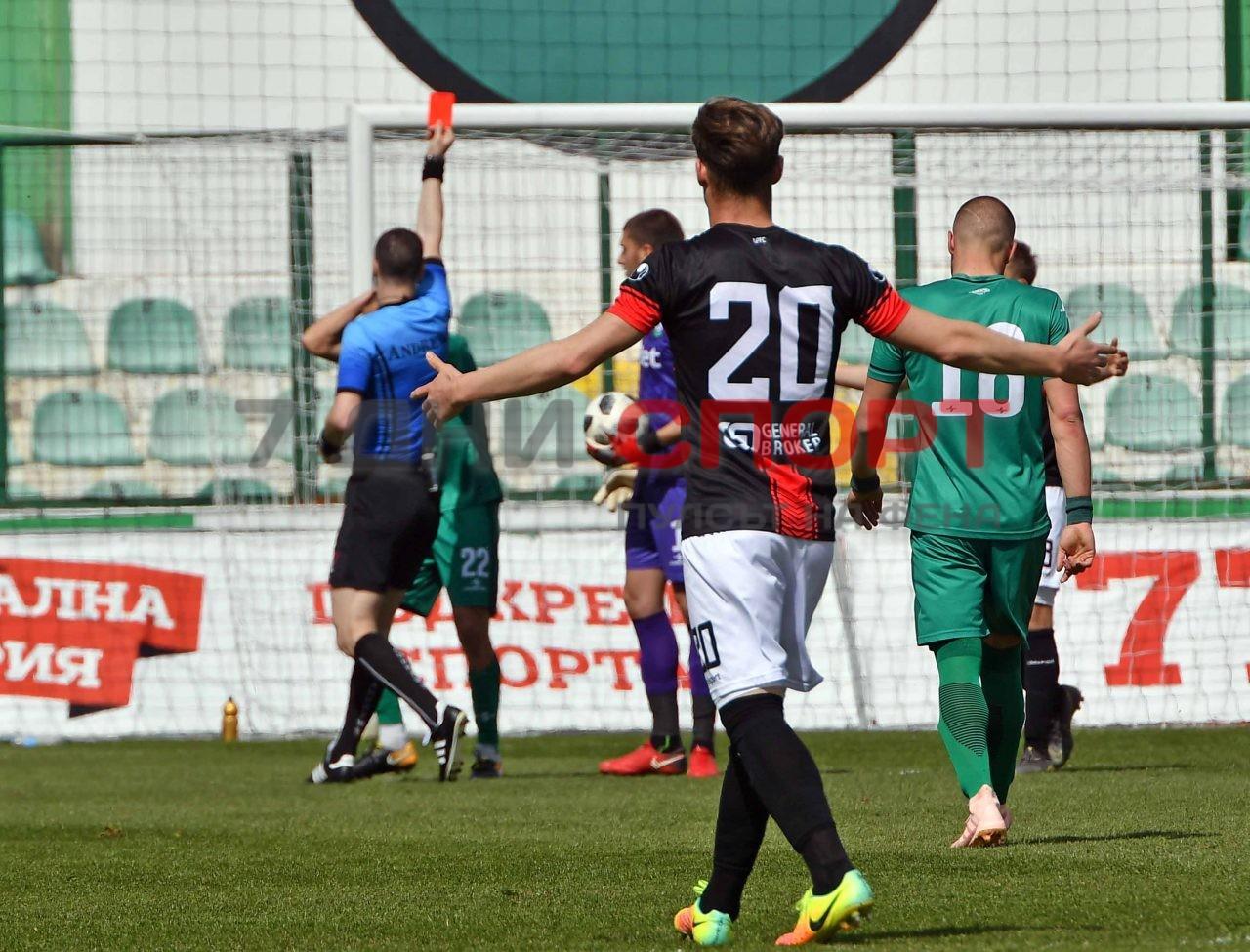 Витоша Бистрица Локомотив Пловдив 25