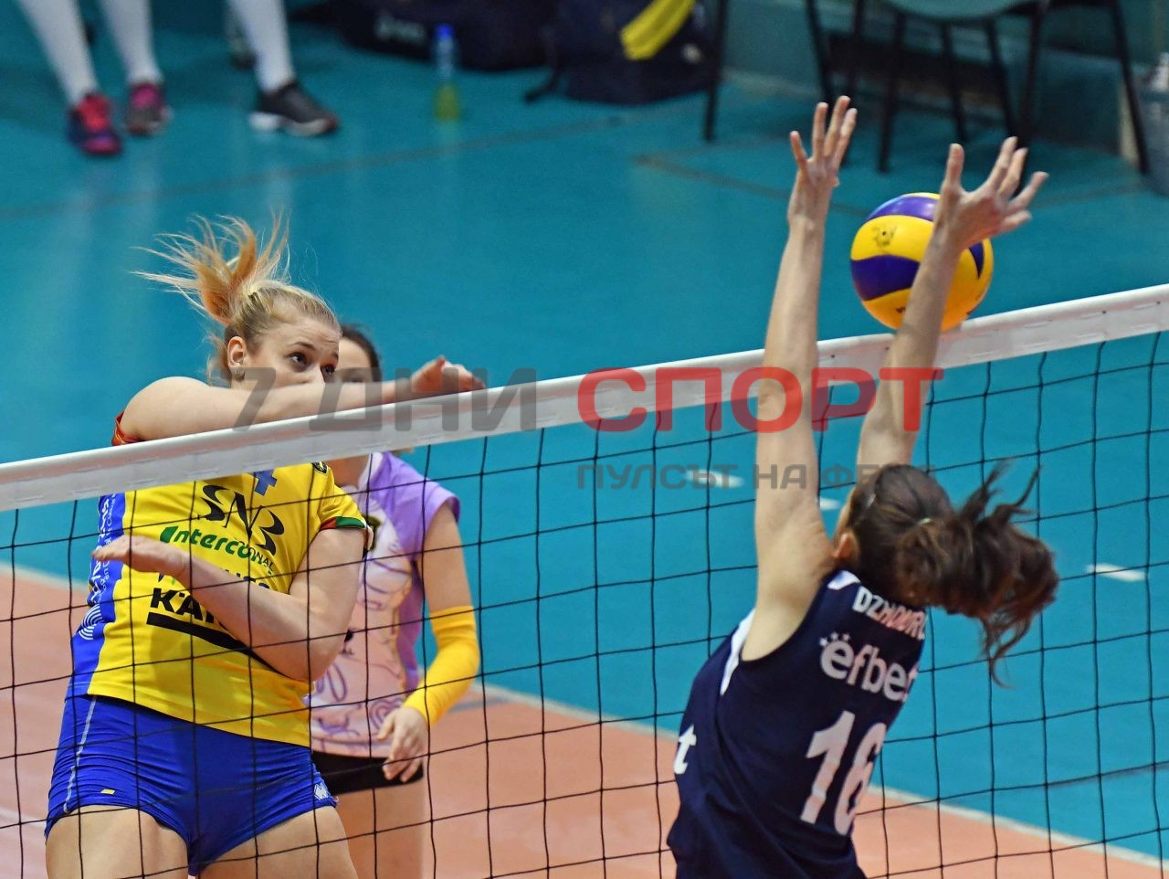 Левски Марица волейбол жени 10