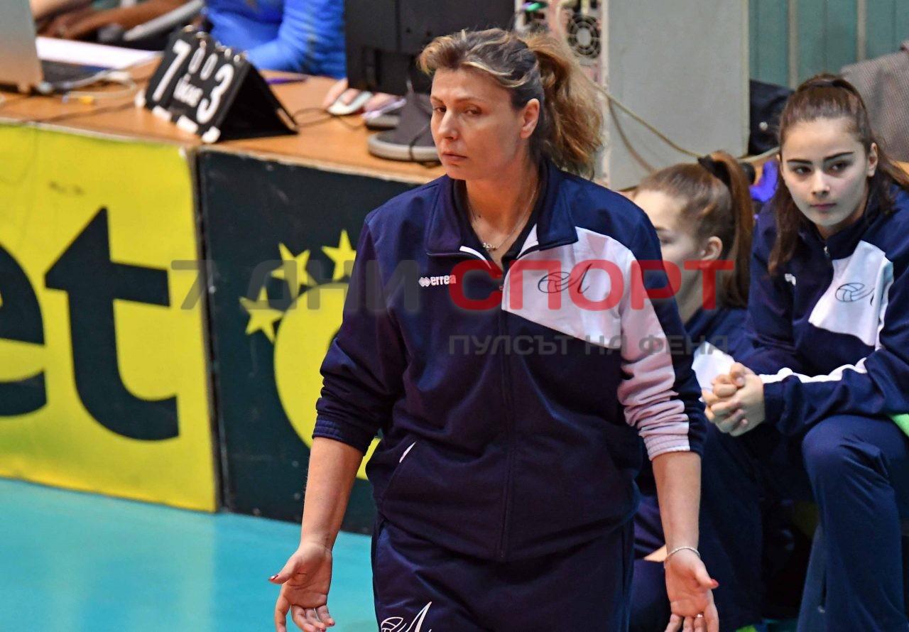 Левски Марица волейбол жени 11