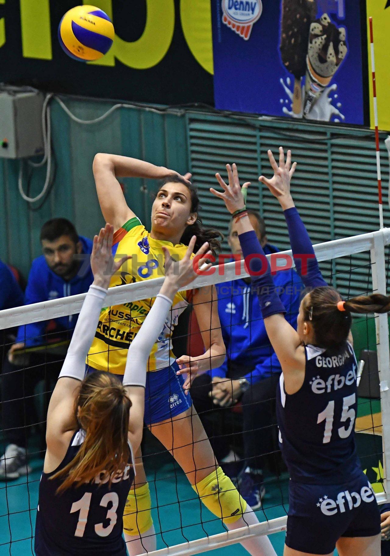 Левски Марица волейбол жени 12