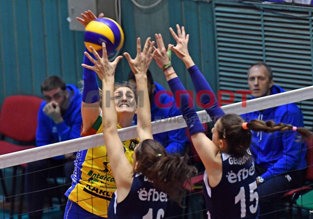 Левски Марица волейбол жени 14