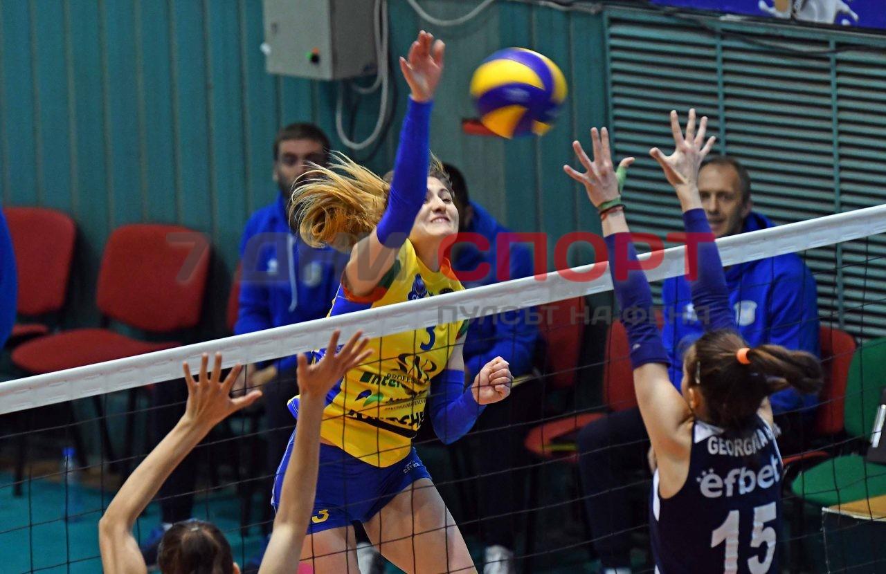 Левски Марица волейбол жени 15