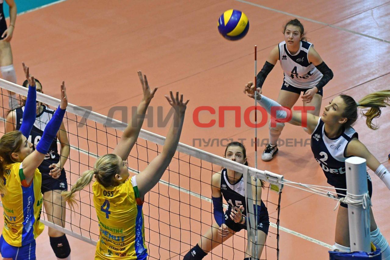 Левски Марица волейбол жени 18
