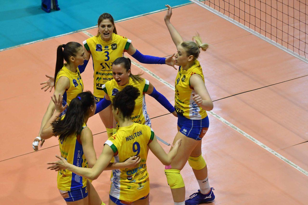 Левски Марица волейбол жени 20