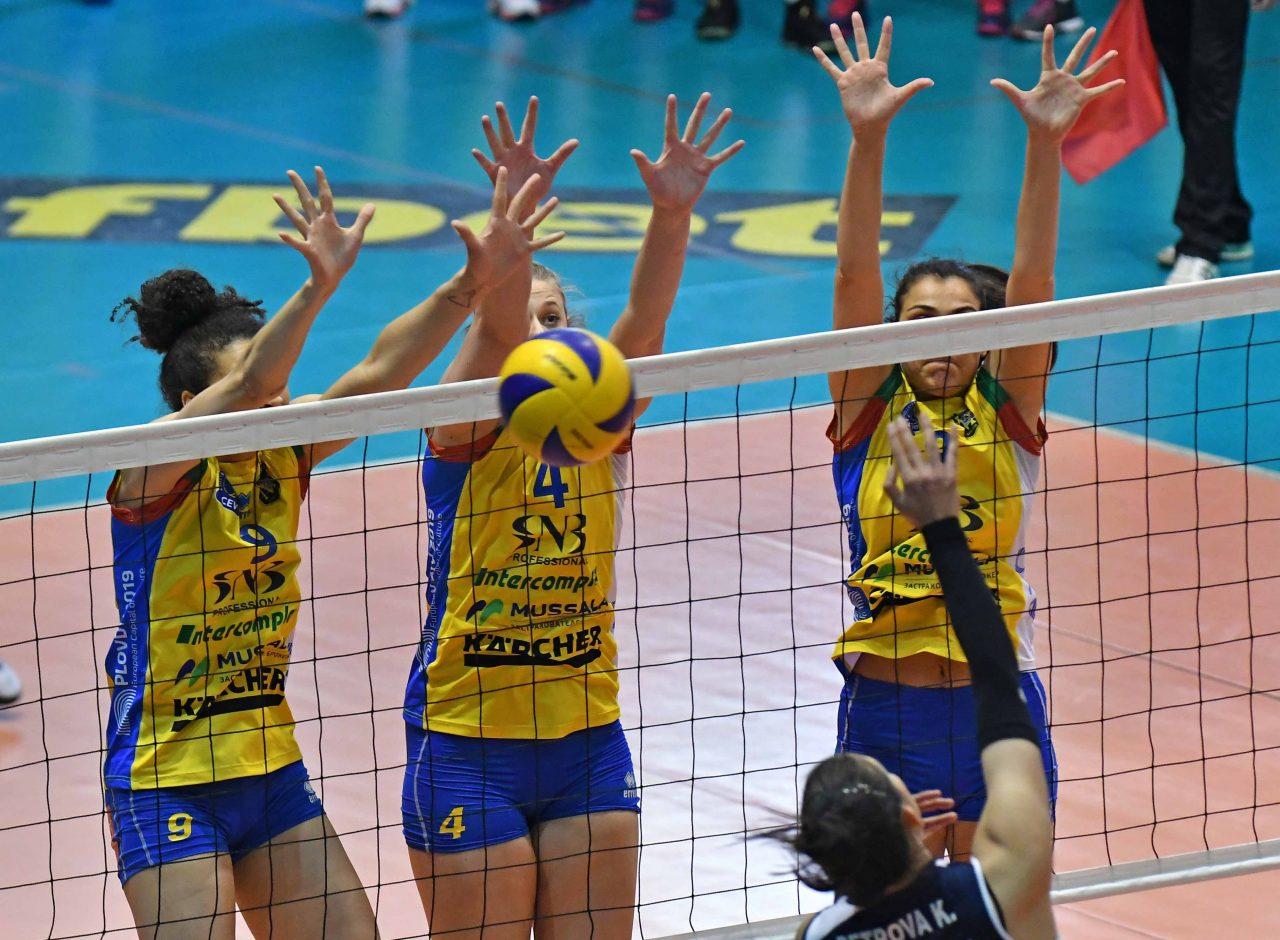 Левски Марица волейбол жени 5