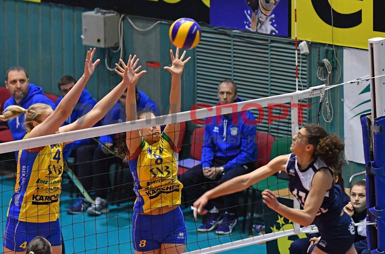 Левски Марица волейбол жени 6