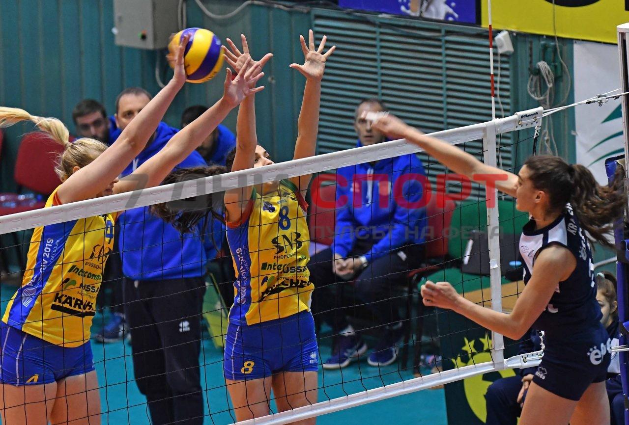Левски Марица волейбол жени 7