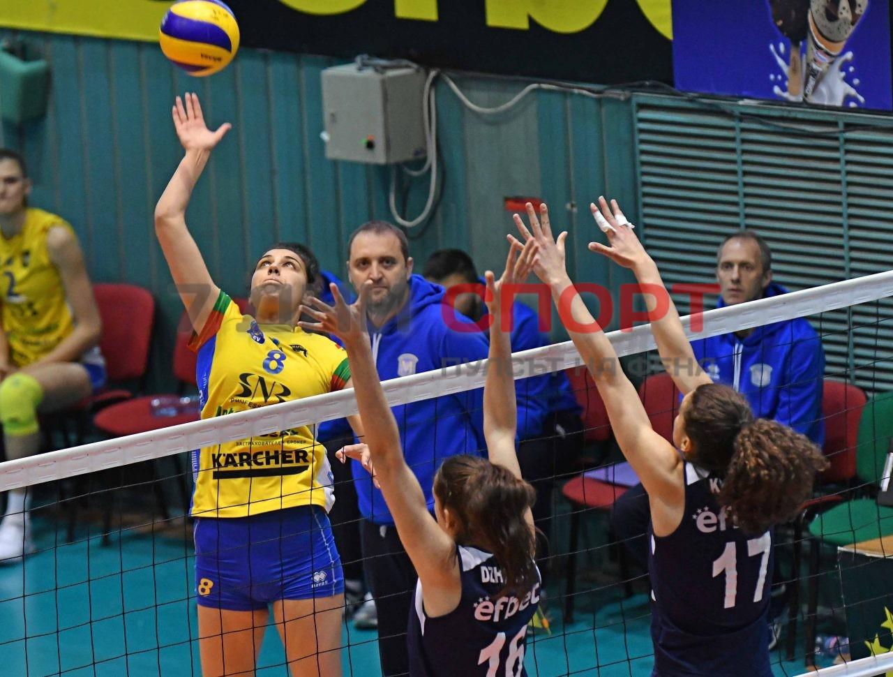 Левски Марица волейбол жени 8