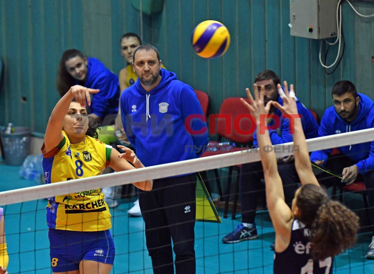 Левски Марица волейбол жени 9