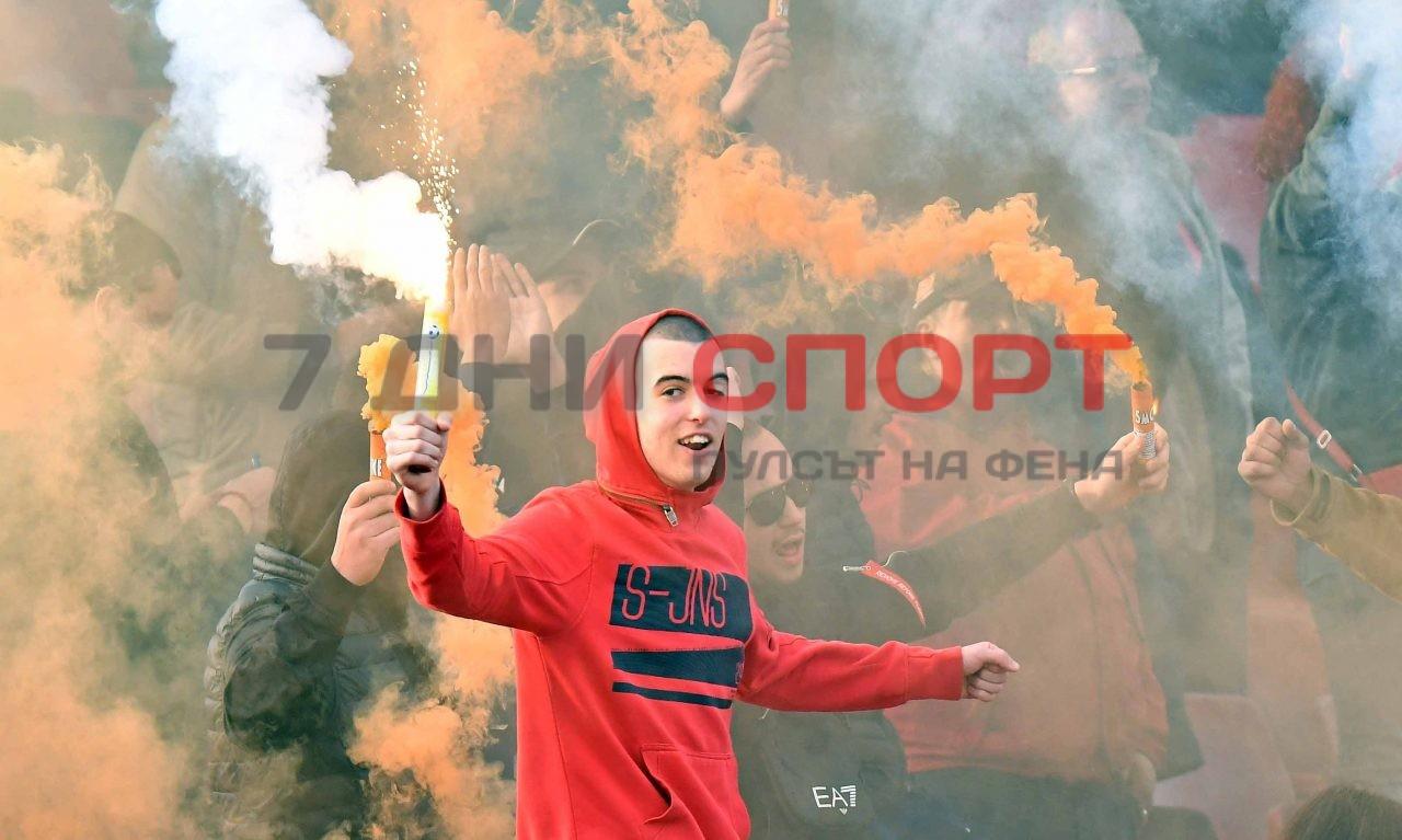 Локомотив София Ботев Гълъбово 19