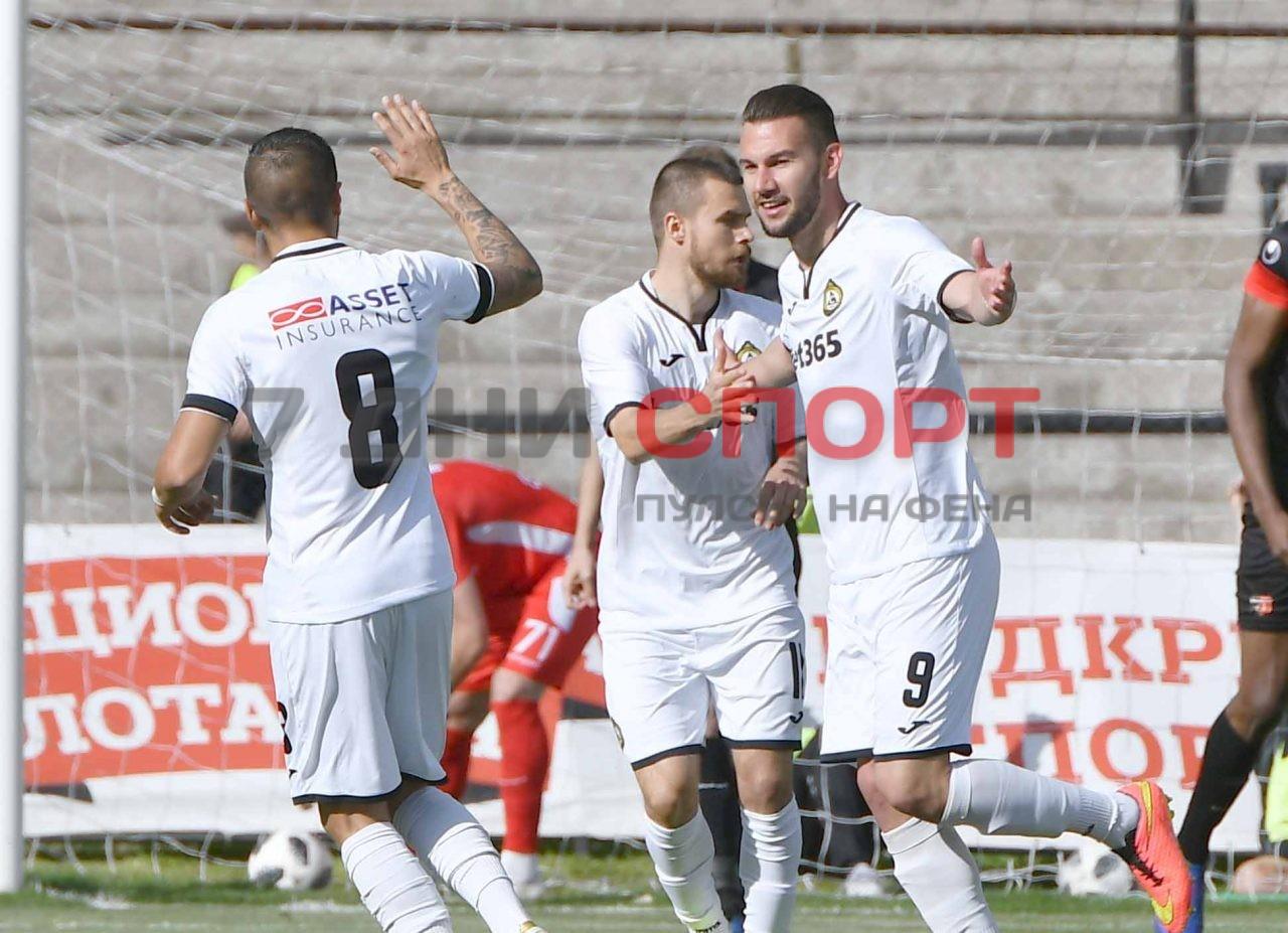 Славия Локомотив Пловдив 7