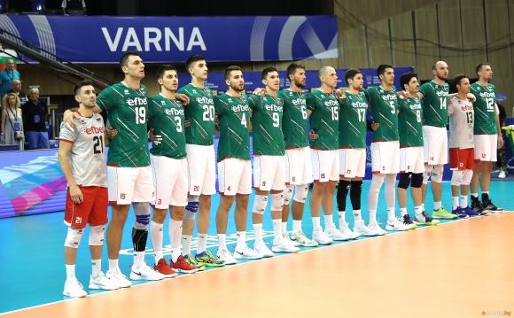 българия, волейбол, мъже